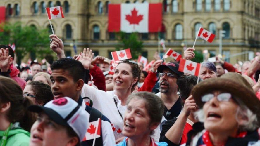численность населения канады