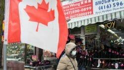 чрезвычайное положение канада