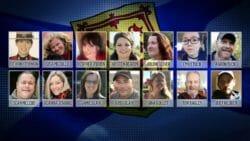 имена жертв стрельбы
