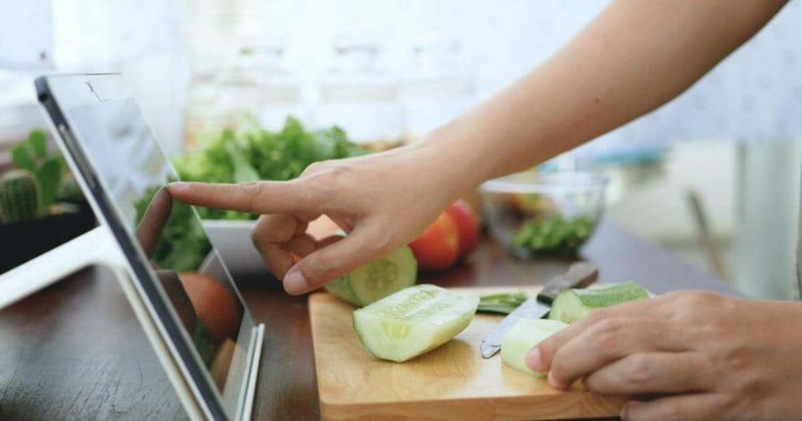 онлайн кухня