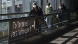 аэропорт пандемия