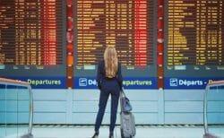 ваучер за отмененный рейс