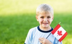 детское пособие канада