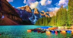 канада национальный парк