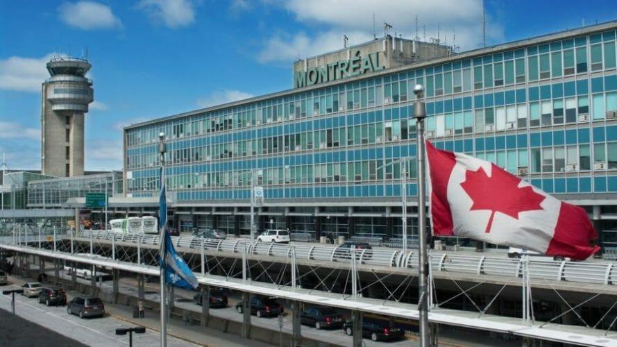 Монреаль аэропорт