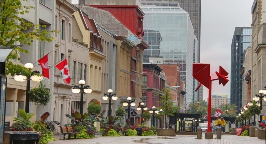какая столица канады