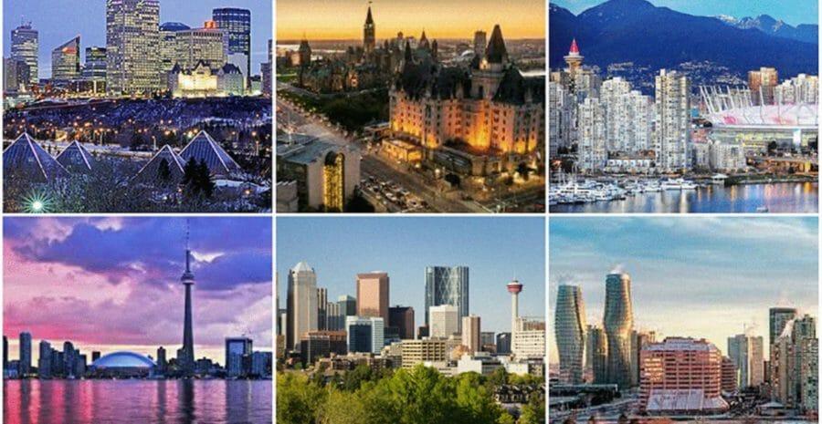 самый лучший город канады