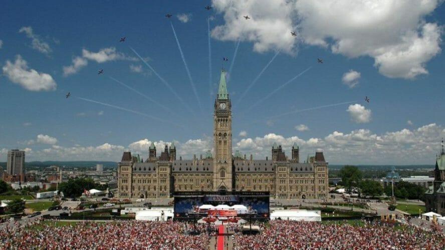 день канады оттава