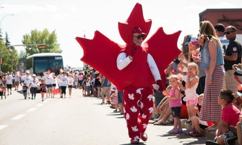 день канады праздник