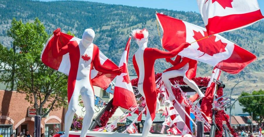 день канады история