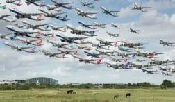 расписание канадских авиакомпаний