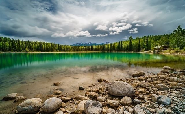 озеро боя boya lake