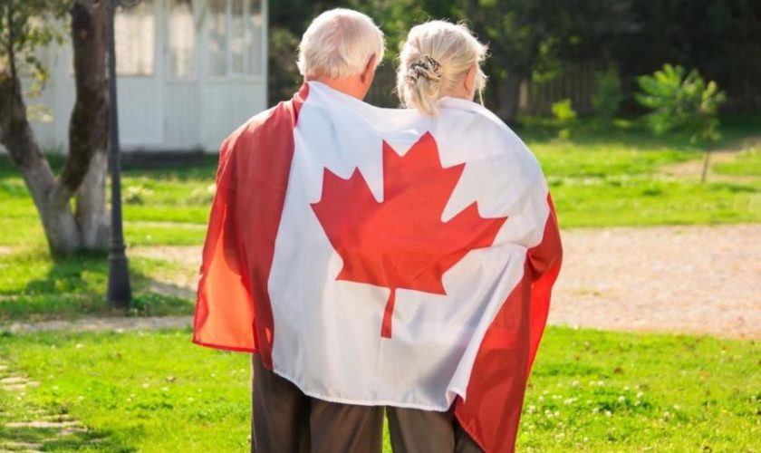 какая пенсия в канаде