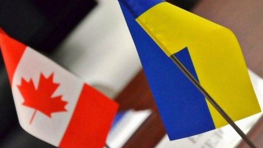украина канада безвиз
