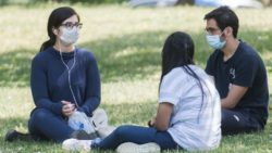 коронавирус в канаде лето