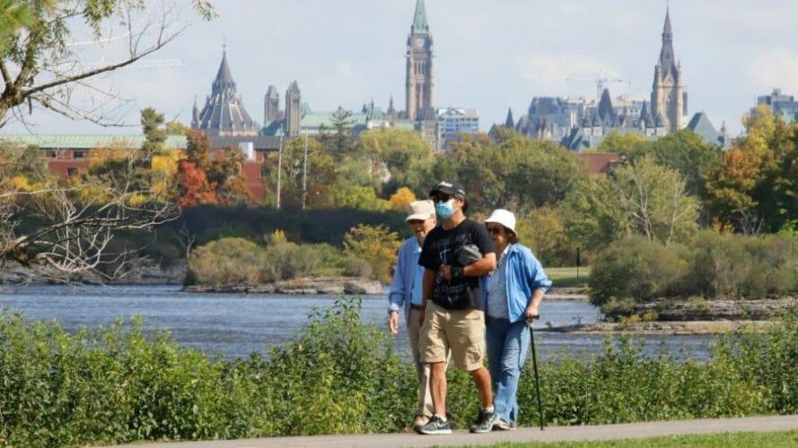 столица канады 2021