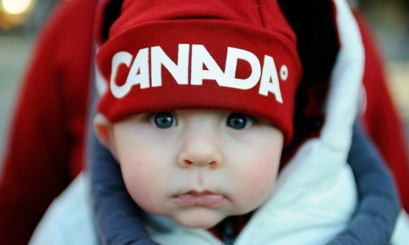 пособия на детей канада