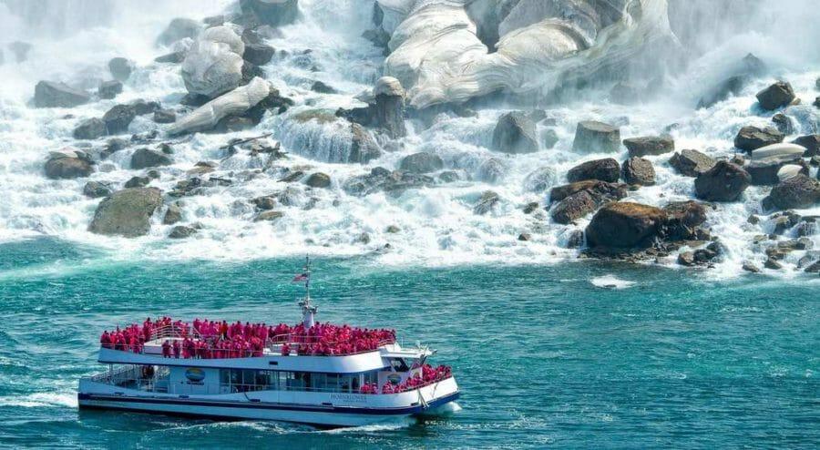 ниагарский водопад экскурсии