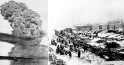 галифакс взрыв