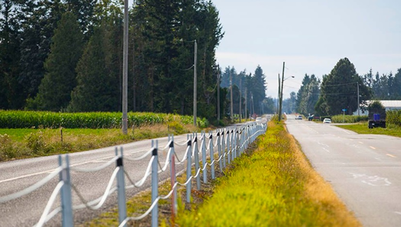 граница забор канада