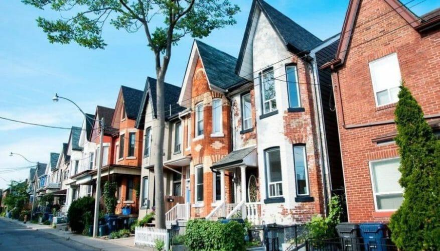 торонто недвижимость