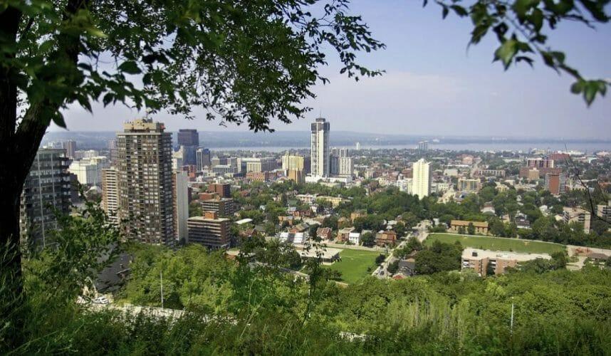гамильтон город канада