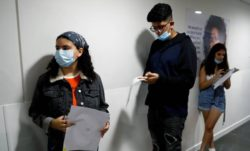 маски в школах