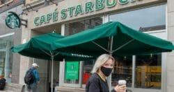 Starbucks маски