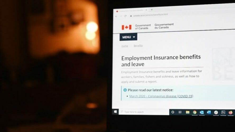 канада помощь населению
