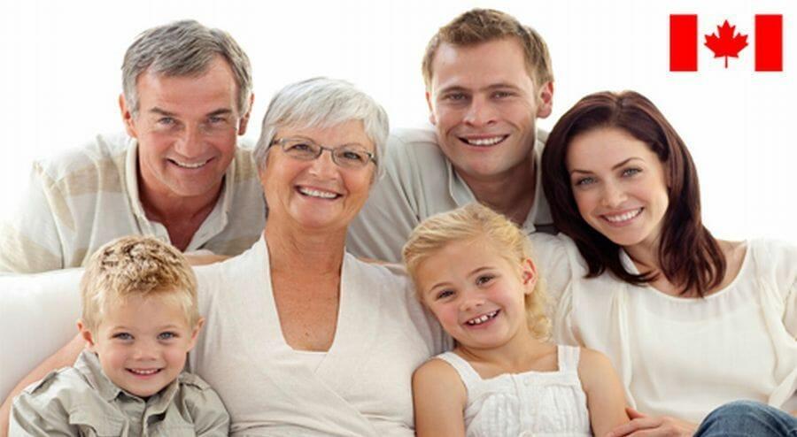 канада спонсорство родителей