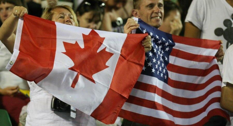 канадцы американцы