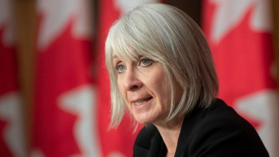 министр здравоохранения канады