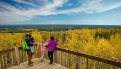 осень в канаде фото