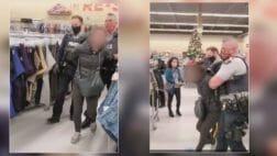 арестовали за маску