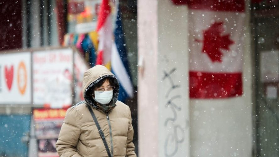 зима коронавирус