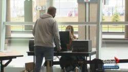 канада аэропорт тест