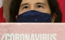 канада маски трехслойные