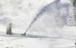 снегопад канада 1