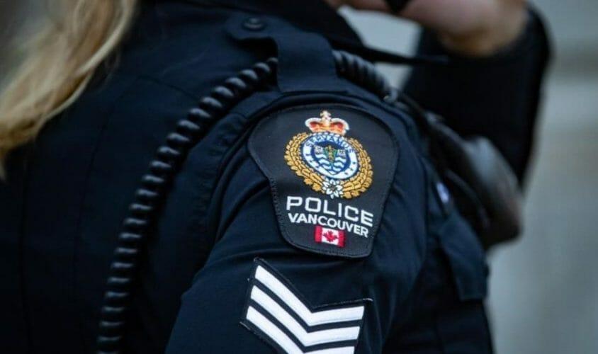 полиция ванкувера