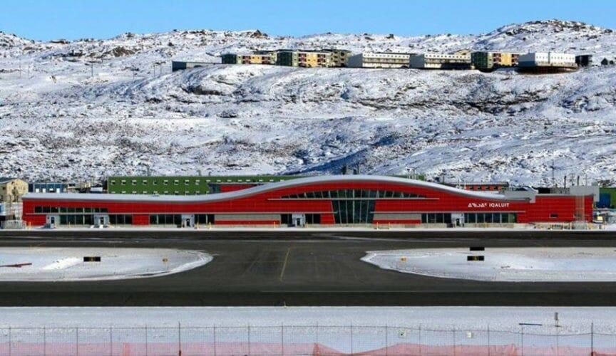 нунавут аэропорт