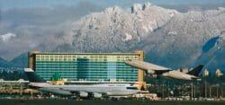 список отелей канада карантин