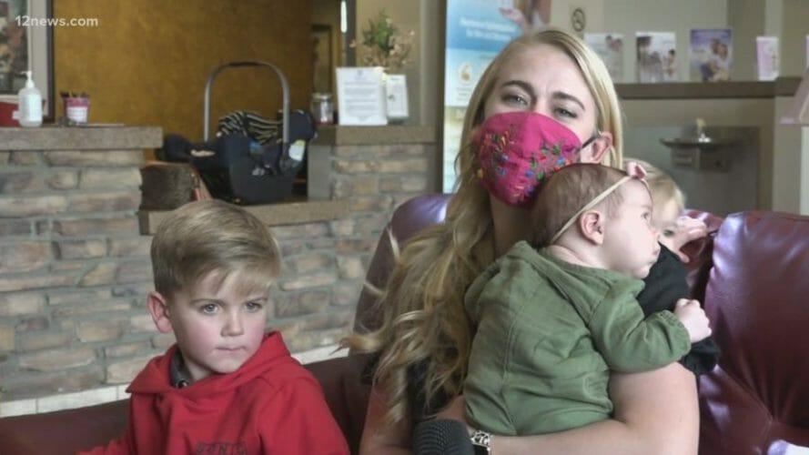 вакцина от коронавируса дети