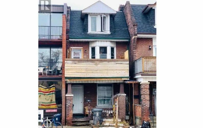 дом в торонто цена
