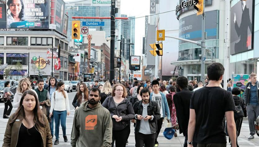 канада население 2021