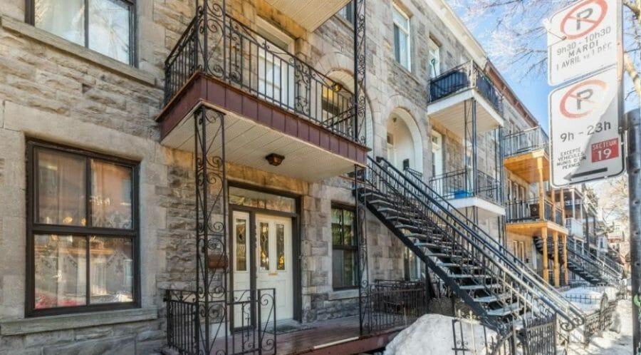 недвижимость в монреале