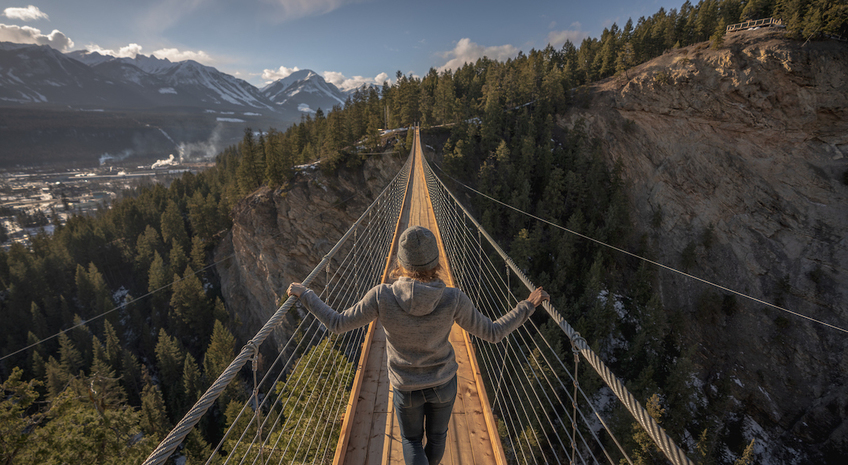 новый мост британская колумбия