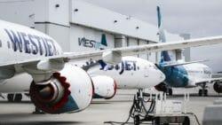 westjet полеты