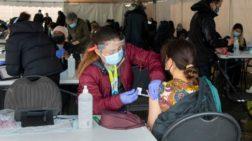 вакцинация канада сша
