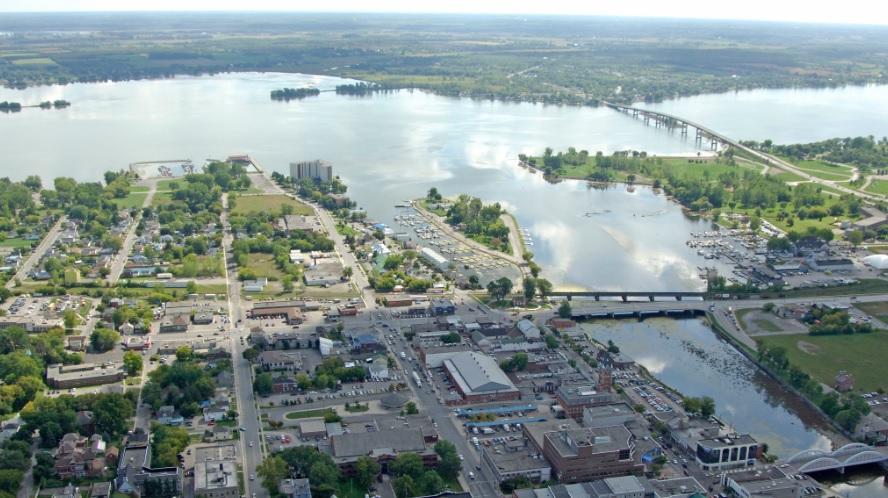 города канады для работы