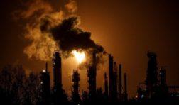 канада выбросы углерода